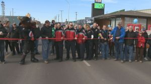 High Street officially reopens in Moose Jaw, Sask.